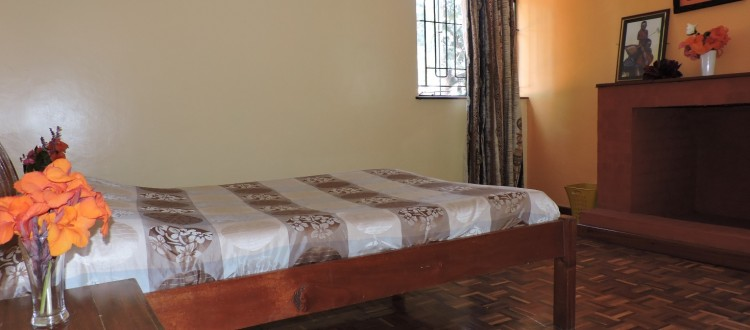 comfort-affordable home-stay at Milimani backpackers